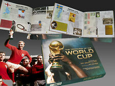 The Treasures of the World Cup by Keir Radnedge BOOK