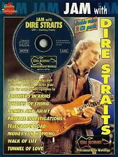 Jam with Dire Straits (2000, CD / Paperback) Guitar Tab