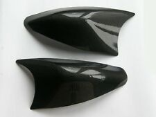 CARBON FIBRE Tank Protector Side Guards Kawasaki Ninja ZX6R ZX600RR 2010 on