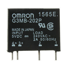 G3MB-202P DC-AC PCB SSR In 5V DC,Out 240V AC 2A Solid State Relay