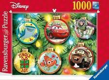 RAVENSBURGER PUZZLE WEIHNACHTEN*1000 TEILE*DISNEY PIXAR CHRISTMAS*RARITÄT*OVP