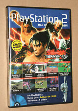 PS 2 Offizielle Magazin Demo DVD Destroy All Humans! Tekken 5 Sly 2 etc  07/2005