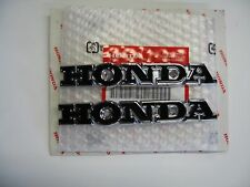 HONDA CL350 CL175 CL100 CL70 CB350 CB100 GAS FUELTANK EMBLEMS BADGES OEM 105