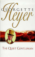 The Quiet Gentleman, By Georgette Heyer,in Used but Acceptable condition