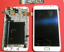 DISPLAY +TOUCH SCREEN+COVER per SAMSUNG GALAXY NOTE GT N7000 i9220 Vetro+FLEX P