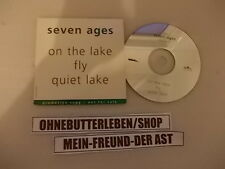 CD Ethno Seven Ages - On the Lake (3 Song) Promo BMG LAWINE