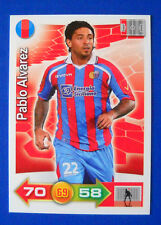 CARD CALCIATORI PANINI ADRENALYN 2011/12 - N. 55 - ALVAREZ - CATANIA - new
