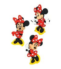 Dress It Up Licensed Embellishments- Disney Minnie Mouse -NEW!!