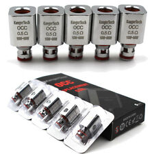 5X OCC Replacement 0.5ohm Coil For Kanger Subtank mini V2 A tomizer V aporizer