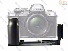 Hand Grip Bracket Quick Release L-plate for Olympus OM-D E-M10 Mark II , EM10 II
