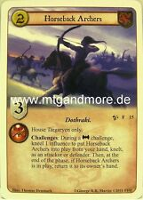 A Game of Thrones LCG - 1x Horseback Archers #015 - Queen of Dragons