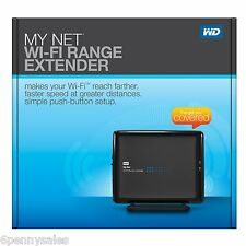 WD MY NET Wireless WiFi Range Extender Western Digital - Router Signal Booster