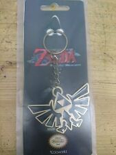 The Legend of Zelda Twilight Princess: Metal Triforce Symbol Key Chain