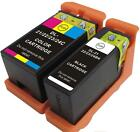 2x Dell Series 22 &24 ink cartridges black+colour for V313,V515,P513,P713,P715