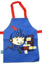 MIKE THE KNIGHT KINDER PVC SCHÜRZE BRANDNEU KOCHEN-MALEREI- HANDWERKE