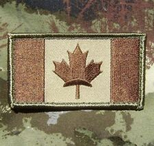 CANADA FLAG CANADIAN MAPLE LEAF MILITARY ARMY TACTICAL OPS MULTICAM PATCH VELCRO