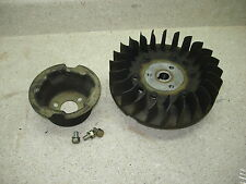 1980 80 81 YAMAHA ENTICER 340 (A L2) FLYWHEEL AND RECOIL CUP
