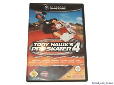 ## Tony Hawk's Pro Skater 4 (deutsch) Nintendo GameCube Spiel // GC - TOP ##