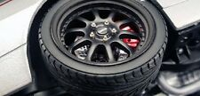 1:18 GMP Street Fighter 10 Spoke Wheel & Tire Pack-