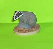 Badger Tetley Wildlife Collection  Tetley Tea Promotions 1997  England