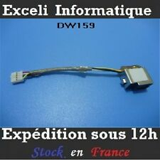 Connecteur alimentation Cable HP COMPAQ 531810-001 Connector Dc Power Jack