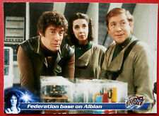 Terry Nation's BLAKE'S 7 - Card #44 - Federation Base on Albian - Unstoppable