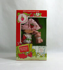 NEW 1981 Strawberry Shortcake ✧ and CUSTARD ✧ Vintage Palitoy Doll MISB