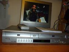VIDEOREGISTRATORE VHS LETTORE DVD COMBO SAMSUNG SV-DVD440  + telecomando manuale
