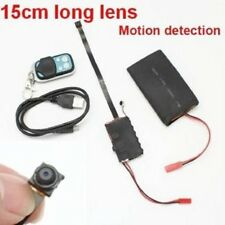 Mini CCTV remote control 007 the devil PC HD camera hd video camera