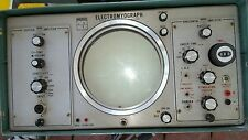 Vintage ELECTROMYOGRAPH  MEDICAL  INSTRUMENTS  CO WORKING RARE LOOK with extras