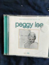 Peggy Lee, The magic Of, 1997 Cd