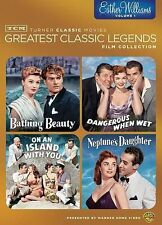 TCM Greatest Classic Films Collection: Esther Williams, Vol. 1 (DVD, 2014, 4-Dis