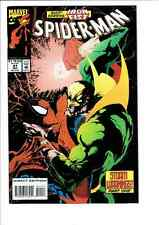 SPIDER-MAN vol.1 #41 Jae Lee, Iron Fist