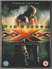 xXx - Triple X Extended cut (2002) engl. RC2 DVD Extreme Edition - Vin Diesel