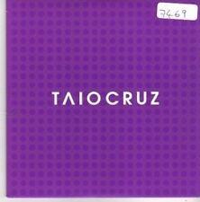 (BZ219) Taio Cruz, Come On Girl - 2007 DJ CD