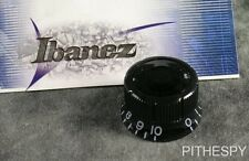 NEW IBANEZ VOLUME TONE BLACK SURE GRIP SPEED KNOB AF AG AM ARZ AS IC GUITAR PART