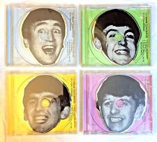 THE SAVAGE YOUNG BEATLES WITH TONY SHERIDAN GECKO 4 PICTURE CD's cd lp mfsl dcc