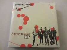 "PERFECTORS Journey To Mars 7"" BLACK VINYL UK KBD PUNK japan REISSUE oop UNPLAYED"