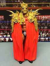 WWE Wrestling Mattel Elite Series 35 Triple H Figure HHH w/ Wrestlemania Gear