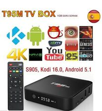 T95M 4K*2K Smart TV BOX XBMC Kodi Android Quad Core 3D WiFi PC Media Player 8G