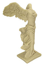 "Winged Victory of Samothrace - Nike Greek Goddess of Victory Statue - 10"" tall"