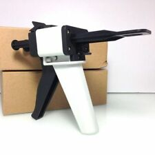 Dental Radio Impression Mixing Dispensing Universal Dispenser Gun 1:1 / 2:1 50ml