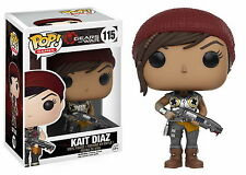 Funko Pop! Games Gears of War Vinly Figure - Kait Diaz (Armored)