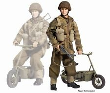 "Dragon 1/6 Scale WWII British Welbike Model Kit for 12"" Action Figures 75034"