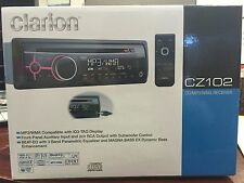 Clarion CZ102 CD Player In Dash Receiver (BRAND NEW!!!!)