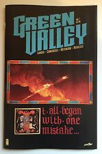 Green Valley #1 Cvr A First Printing - Image Comics - NM - Bagged & Boarded New