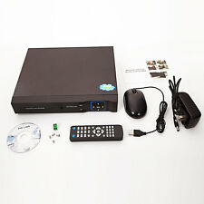 8CH 3-in-1 AHD CCTV DVR NVR HYR for 720P Analog CCTV Camera HD 1080P IP Camera