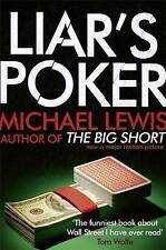 Liars Poker,MICHAEL LEWIS,Excellent Book mon0000060372