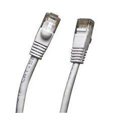 150'FT CAT 5E  Ethernet LAN Cable White Patch Cord
