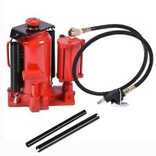 20T Ton Air Hydraulic Bottle Jack 40,000lb Heavy Duty Auto Truck Repair Lift New